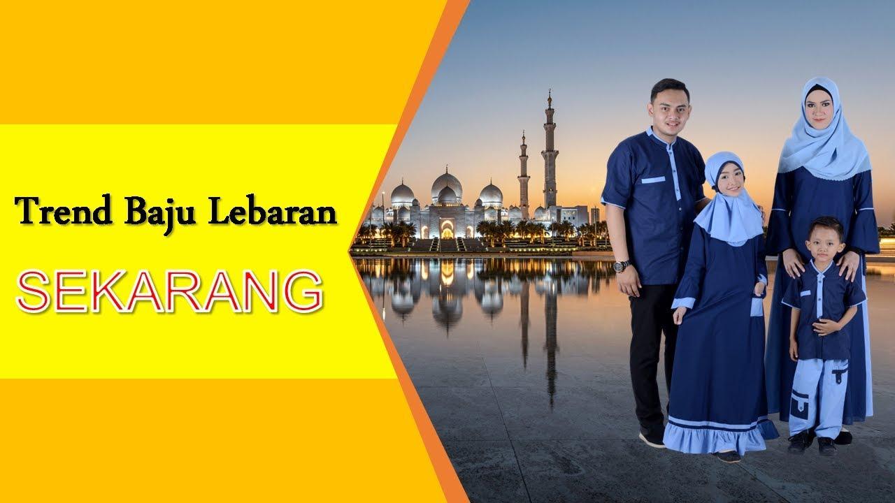 2 JAM LUDES!!! RAMAI????!! TREND BAJU LEBARAN SEKARANG - Baju lebaran 2019