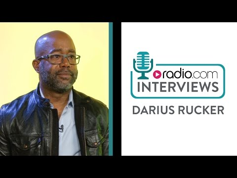 "Darius Rucker on ""If I Told You"": ""I've Got Real Problems, Like Everybody Else"""
