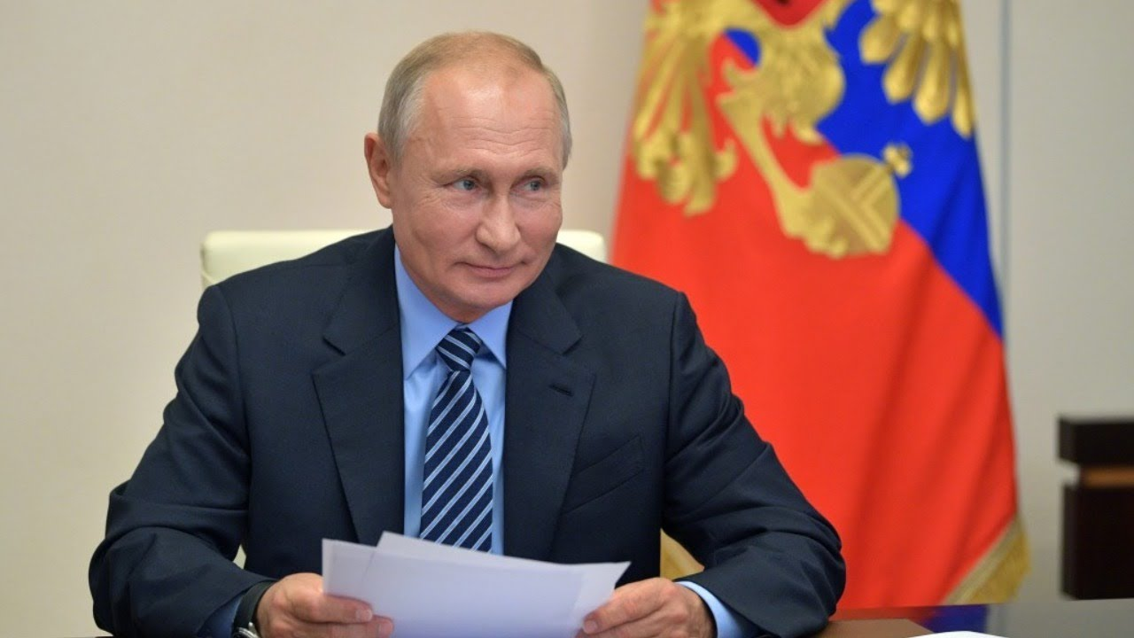 Владимир Путин провёл совещание по нацпроектам
