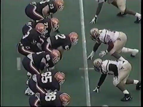 Illini Football vs Minnesota 1995