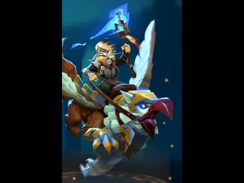 Clash Of Lords 2 Hero Showcase: StormRider
