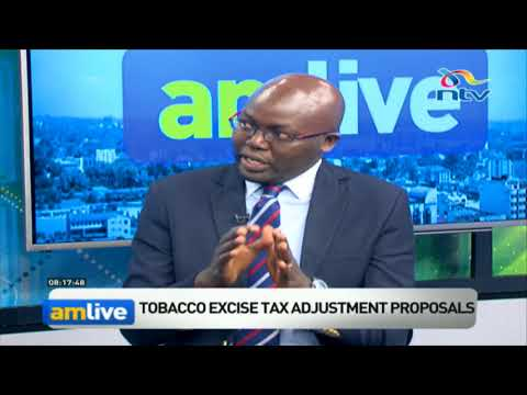 Critiquing the Tobacco Exercise Tax  adjustment proposal