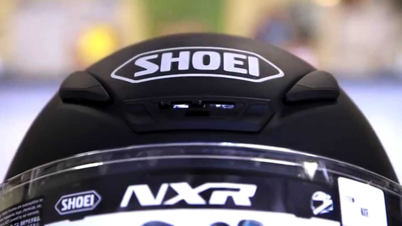 shoei nxr test deutsch motorradhelm test youtube. Black Bedroom Furniture Sets. Home Design Ideas