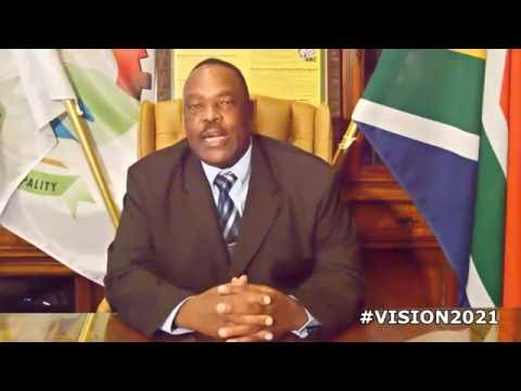 Clr  Mahole Simon Mofokeng   Executive Mayor of Sedibeng Municipality