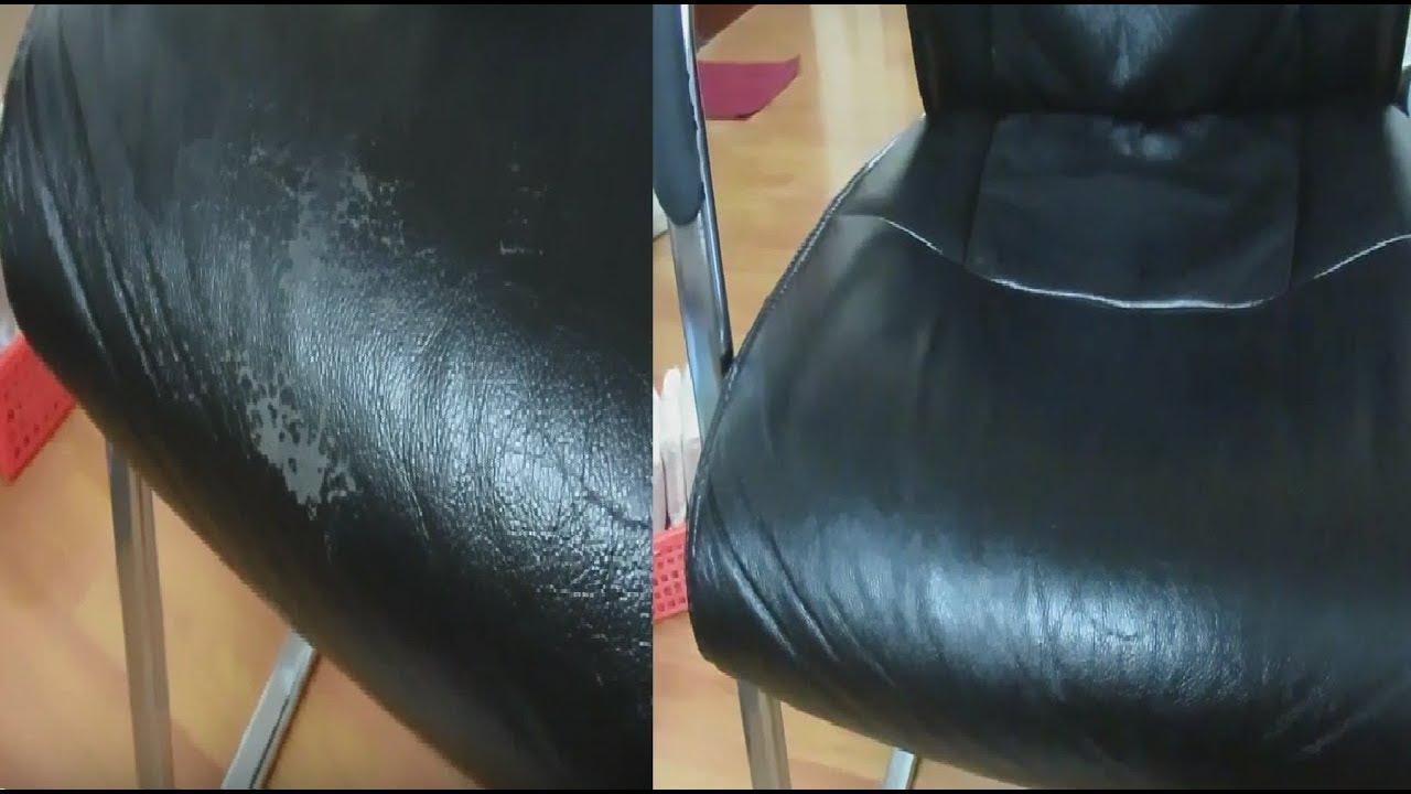Hướng dẫn phục hồi đồ da bằng sơn phủ chuyên dụng cho đồ da lh zalo 0975139555