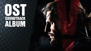 The Lost Tapes - METAL GEAR SOLID V - ORIGINAL SOUNDTRACK