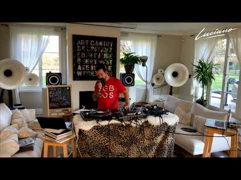 Luciano Living Room Session Part.14 (31.03.2020)