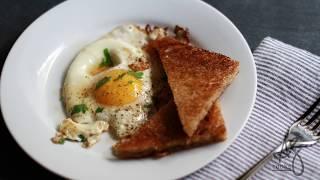 Andrew Zimmern Cooks: Fried Egg