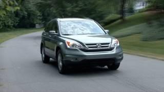 2010 Honda CRV - Test Drive