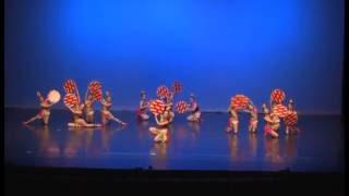 第52屆學校舞蹈節 高級組 踩茶童韻