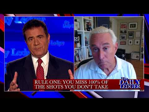 """Political Consultant, Roger Stone, on His New Book, """"Stone's Rules"""""""