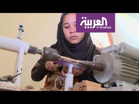 صباح العربية | صعيديات في عالم النجارة  - نشر قبل 2 ساعة