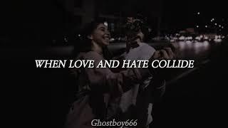 Def Leppard - When Love And Hate Collide (Sub Español)