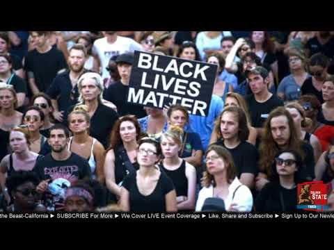 Black lIves Matter LEADER Demands White People to Give up their Homes to Blacks or Browns