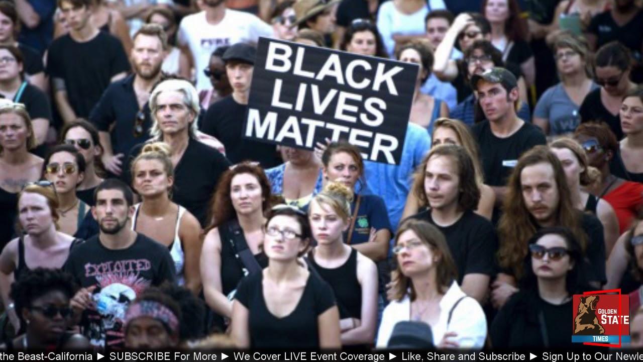 Black people in california