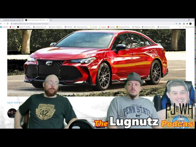 #153 Lugnutz Podcast: From Flying Car To Land Cruiser Rovers