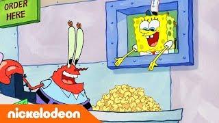 SpongeBob | Nickelodeon Arabia | سبونج بوب | كعكات الحظ