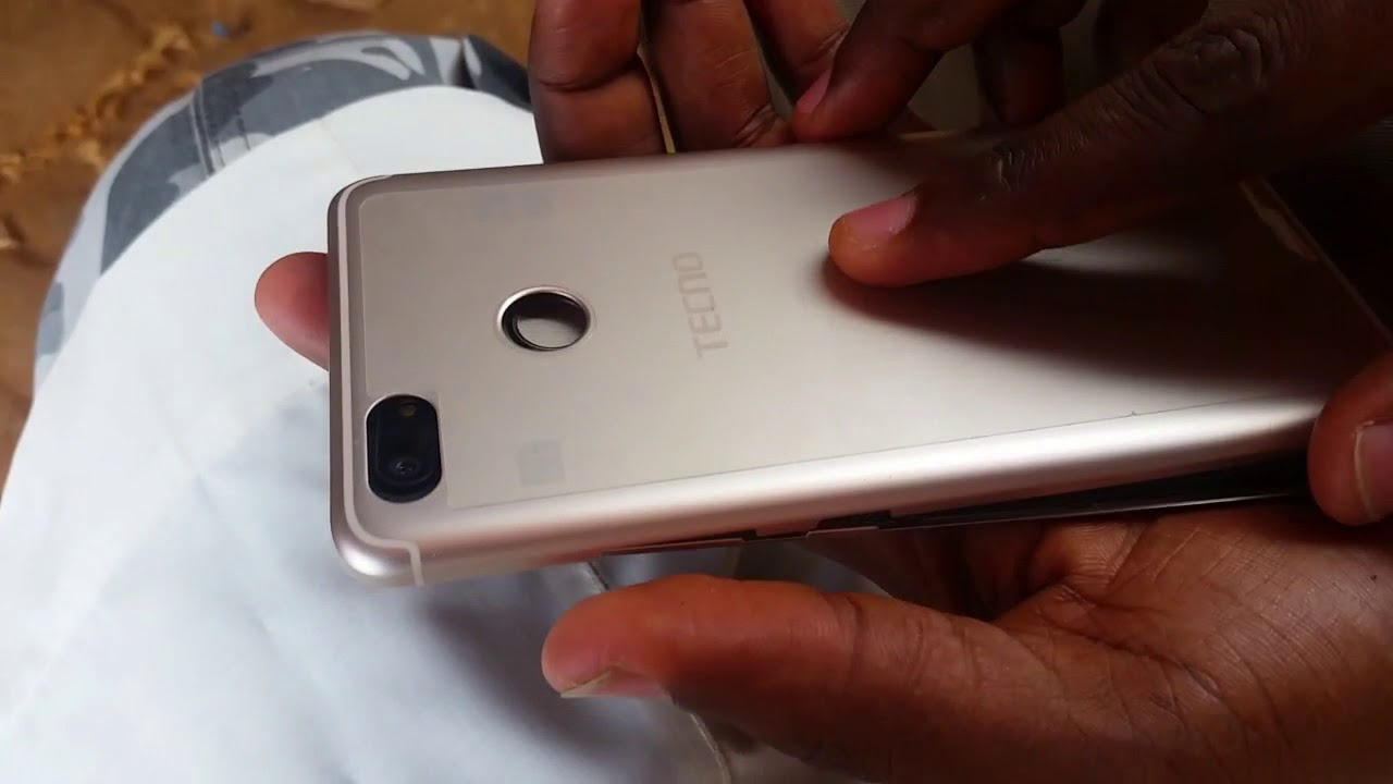 HOW TO Hard Reset Tecno K7 SPARK