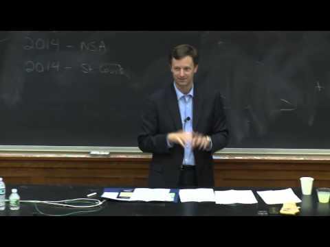 "John DeLong - National Security Implications of ""Big Data"" Surveillance"