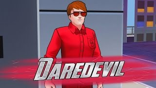 DAREDEVIL IS HERE!?!? Marvel: Avengers Academy (iOS/Android) Gameplay part 142