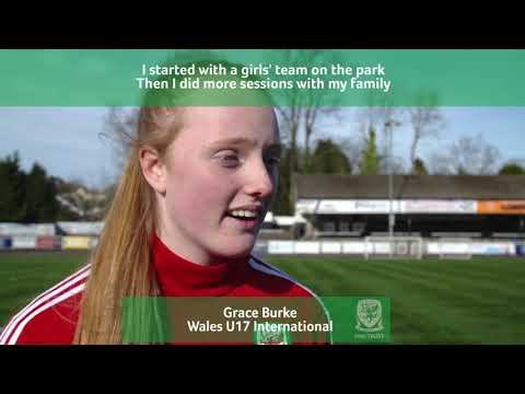 FAW Trust Video - Where I fell in love with football