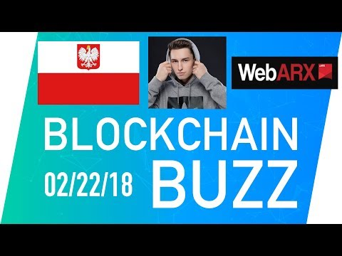 Polish Bank Funds Anti Digital Currency Campaign - Blockchain BuzZ Ep. 28 | Coinsquare