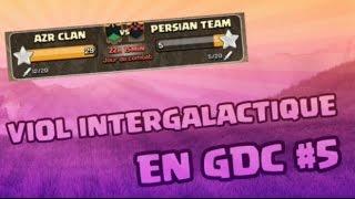 [FR] Clash of Clans Viol intergalactique en gdc #5