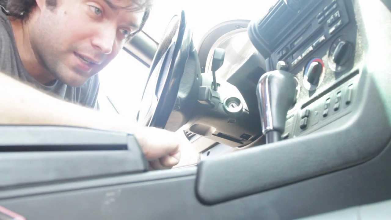 medium resolution of  fixing the jammed lock on my steering wheel youtube