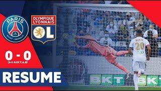 Résumé PSG-OL   Finale Coupe de la Ligue   Olympique Lyonnais