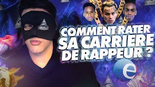 COMMENT RATER SA CARRIÈRE DE RAPPEUR - MASKEY