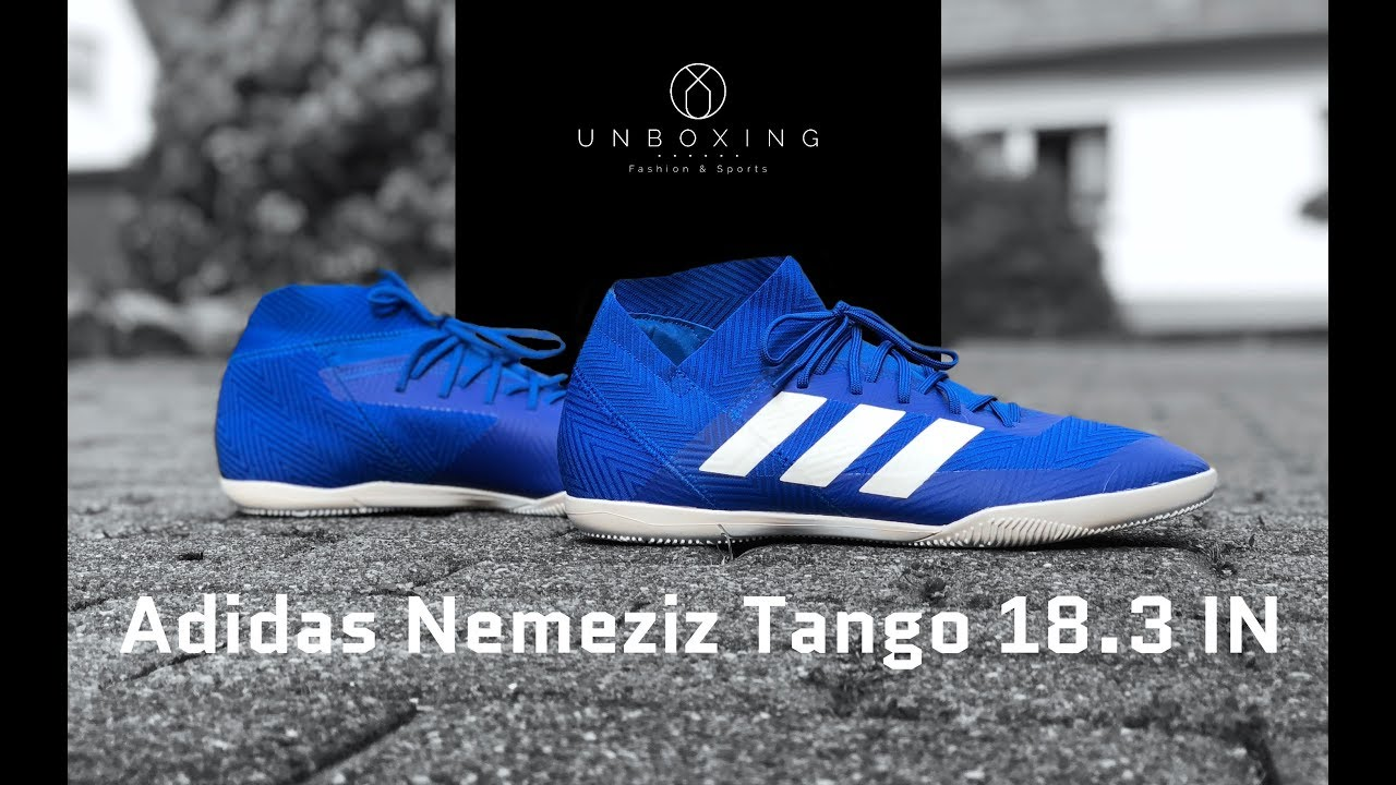 42a41fa3585a Adidas Nemeziz Tango 18.3 IN  Team Mode Pack
