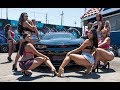 Vlog #2 at Dyno day Hot cars Hot girls and free tacos (Full Video)