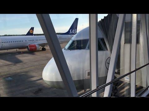 Lufthansa | Stockholm Munich ARN-MUC