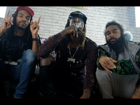 The HIGH TIMES Interview: Flatbush Zombies