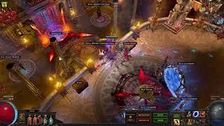 Zeus Sanguine Hideout | Path of Exile | Crimson Temple Map HO