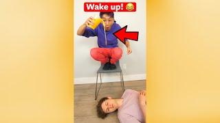 Wake up! 😂 #shorts