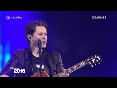 Michael Patrick Kelly - Shake Away - Silvester 2015 am Brandenburger Tor (Willkommen 2016)