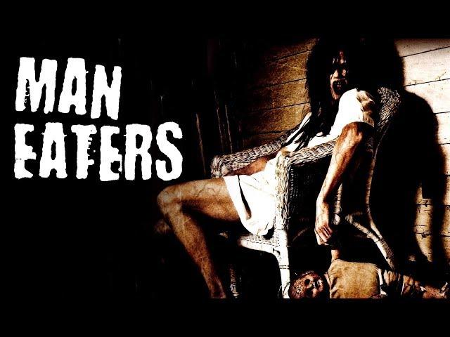 Man-Eaters – Leichenhaus des Grauens (Horrorfilm in voller Länge schauen, ganzer Horrorfilm Deutsch)