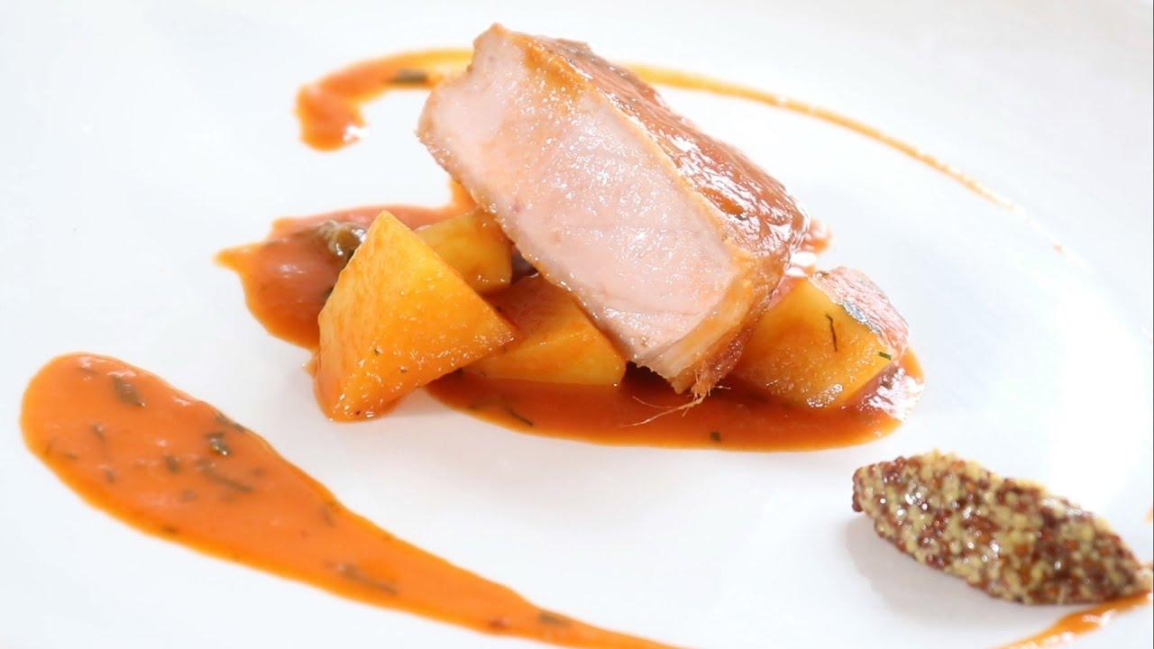 料理 豚肉