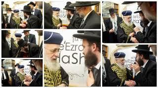 Chief Rabbi of Israel HaRav Yitzchak Yosef Publicly Supporting Rav Yaron Reuven & Rav Efraim Kachlon