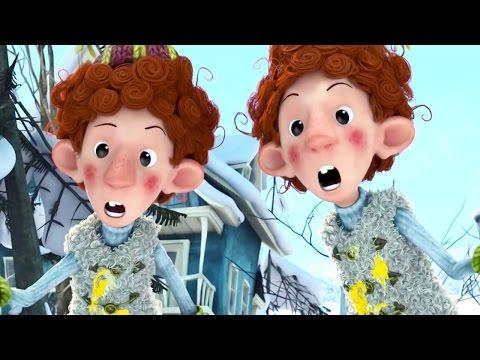 Смотреть мультфильм снежная битва 2015