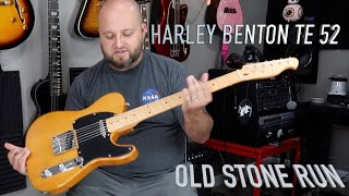 HARLEY BENTON TE 52 UNBOXING AND PLAYTHROUGH