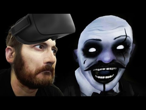 CLOWN ATTACK IN VR - Don't Blink VR Gameplay