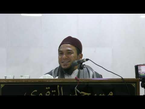 15 SEP 2018 Meraih Kasih Sayang Allah Ustaz Syed Mohd Azwan Syed Yahya