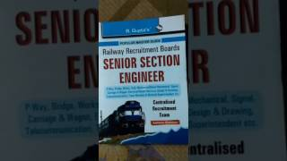 BOOKS FOR RRB SSE Preparation 2017 Video
