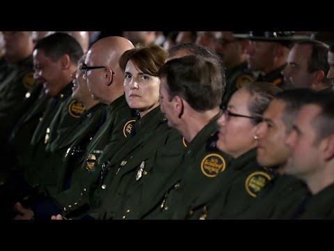 Federal law enforcement needs more women
