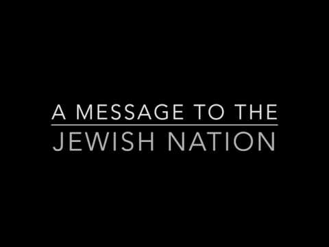 Message To The Jewish Nation PT2