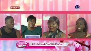 PAROLES DE FEMMES(Je couche avec mon patron) DU MARDI 23 AVRIL 2019 - EQUINOXE TV