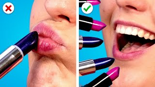 BEAUTY Hacks You MUST know! 🌺 10 Tips Kecantikan Mudah: Ide Girly DIY dan Banyak Lagi