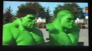 Hulk il film: Conferenza SFX,  di Andrea Maiolo parte 1 di 3